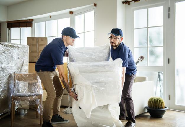 Emballage de mobilier